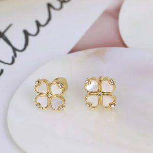 Kate Spade Legacy Logo Stud Earrings
